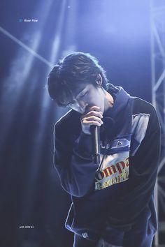 Kim Hanbin Ikon, Ikon Member, Ikon Wallpaper, Double B, Funny Boy, Kim Dong, I Miss Him, Always Smile, Btob