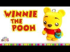 Winnie Pooh Polymer Clay the Tutorial / Winnie Pooh de Arcilla Polimérica - YouTube