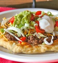 Fry Bread Tacos. The BakerMama and her great-aunt show you how to make fry bread that is crisp, fluffy, and delicious. You can eat it on it's own, ...