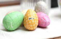 paper eggs - Ihan Kaikki Kotona: pääsiäinen