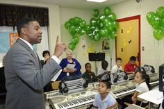 "What you can do #1: Ensure that your child's school provides access to the benefits of music education. To learn more about the Opportunity to Learn Standards for Music Education and to rate your school music program, go to www.supportmusic.com and click on ""Grade Your School Music Program."""