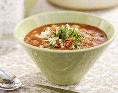 Marokkolainen papukeitto (Harira), resepti – Ruoka.fi - Moroccan bean soup