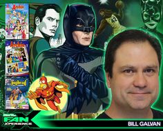 Please welcome our next Salt Lake Comic Con FanXperience guest, artist Bill Galvan Art! He currently draws for ARCHIE COMICS as a freelance penciller, Bill has also drawn for Marvel Comics and Bongo Comics.