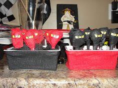 A Ninjago Birthday Party