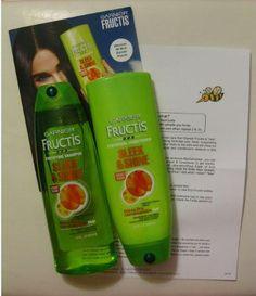 Garnier Fructis BzzAgent Campaign