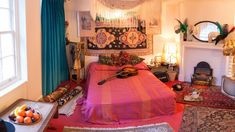 What does the Home of a Musician look like?