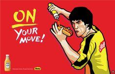 Heinz your move! on Behance