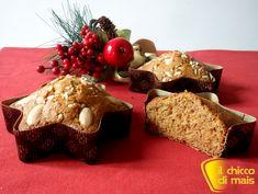 Stelle di pan di spezie (ricetta dolce di Natale). Ricetta del pan di spezie francese (pan d'epices) cotto in stampi a forma di stella anche senza glutine