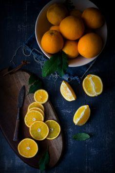 Orange Joghurt Grieß-Kuchen