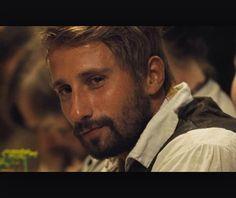 Matthias Schoenaerts as Gabriel Oak in Hardy's Far from the Madding Crowd #shepherdswoon