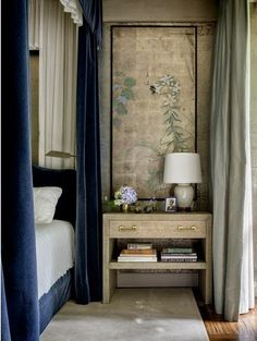 greige: interior design ideas and inspiration for the transitional home : Summertime blues...