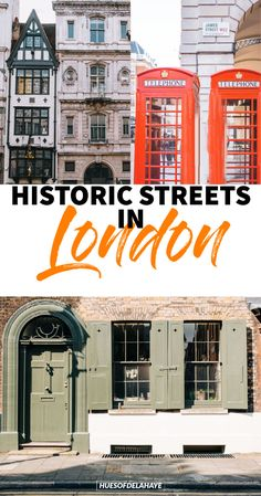 historic streets in london, streets in London, old streets in London Scotland Travel Guide, Europe Travel Tips, Travel Guides, Travel Destinations, Travel Plan, Travel Advice, London Tours, London Travel, European City Breaks