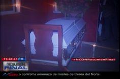 Velan en Haina los restos de la Sra. Hilda Batista víctima de la explosión de la caldera en San Cristóbal