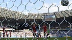 World Cup: Argentina 1-0 Iran - BBC Sport
