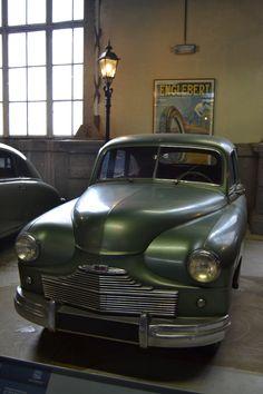 Museo del Automovil - Bruselas