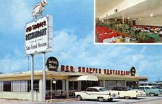 Red Snapper Restaurant and Seafood House, Daytona Beach ~K