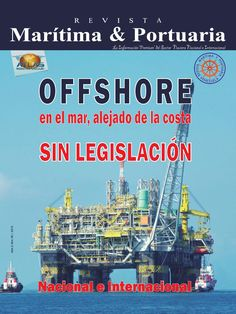 Revista maritima y portuaria 5ta edicion Magazines, Transportation, Journals