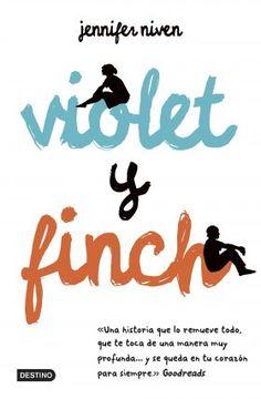 Violet y Finch-Jennifer Niven Descargalo en EPUB - Descargar Epubs Gratis I Love Books, Good Books, Books To Read, My Books, I Love Reading, Reading Lists, Book Lists, Jennifer Niven, All The Bright Places