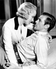 NOW AND FOREVER (1934) - Gary Cooper & Carole Lombard - Directed by Henry Hathaway - Paramount.