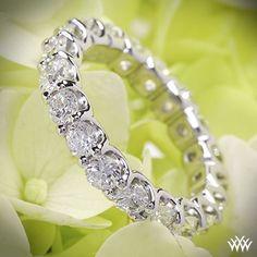 2.00ctw Annettes U Prong Diamond Wedding Ring