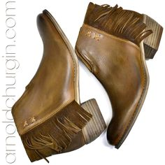 Arnold Churgin Maressa Shoe Boots, Ankle Boots, Shoes, Fringes, The Struts, Western Boots, Booty, Jeans, Beautiful