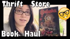 Thrift Store Book Haul 2 || Possible Giveaway?