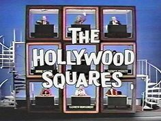 Hollywood Squares - Paul Lynde was always in the center square.