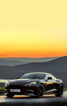 Aston Martin, Vanquish Carbon Black