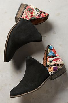 Howsty Leyla Ankle Boots - anthropologie.com
