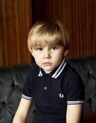 our kids will be fred perry kids