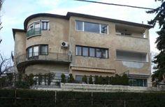 Kozma Lajos - Trombitás u 23 Streamline Moderne, Architecture, Bauhaus, Budapest, Leo, Landscapes, Art Deco, Mid Century, Mansions