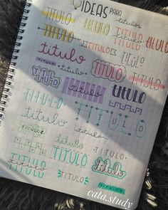 Precious Tips for Outdoor Gardens - Modern Bullet Journal School, Bullet Journal Inspo, Bullet Journal Writing, Bullet Journal Banner, Bullet Journal Aesthetic, Bullet Journal 2019, Bullet Journal Ideas Pages, Daily Journal, Lettering Tutorial