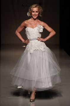 Bridal Style: Stephanie Allin '2013 Night and Day Collection'