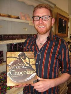 Paul A. Young makes the best chocolate brownies on the planet and anyone who love chocolate is a best friend of mine!