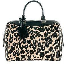 Louis Vuitton Limited Edition Leopard Speedy Satchel Handbag | Louis Vuitton Handbags from Bag Borrow or Steal™