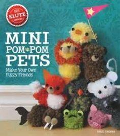 Mini Pom Pom Pets Kit- $19.99.
