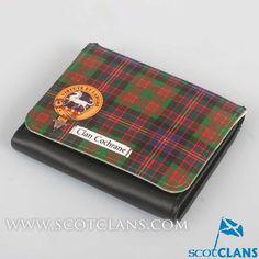 Cochrane Clan Crest Wallet