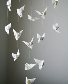 205 Best Origami Mobile Images On Pinterest