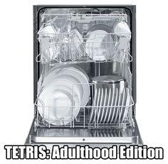 Adult Tetris