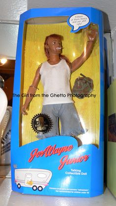 Need a toy for your little redneck? Trash Talkin' Turleen ...