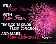 Start the new year right!!!