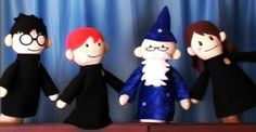 """Potter Puppet Pals, a webseries by Neil Cicierega, is an iconic part of the Harry Potter fandom.   There's A New """"Potter Puppet Pals"""" Here Just In Time For Halloween"""