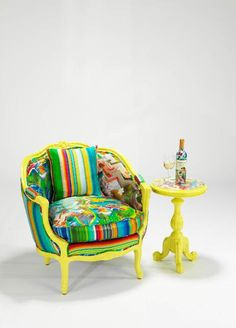 Limited edition interiors line from Basso & Brooke