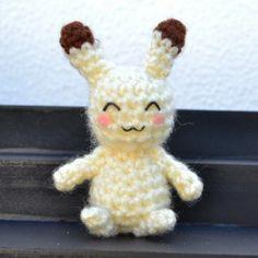 Momiji Rabbit Amigurumi ( Fruits Basket Zodiac Animals) Free Pattern (Scroll Down)
