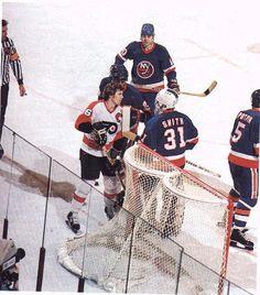 Clarke/Smith - Flyers vs Islanders