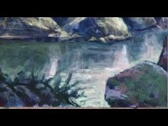 Lesson 19 (Acrylics) - 'Learn To Enjoy Painting' with Paul Taggart