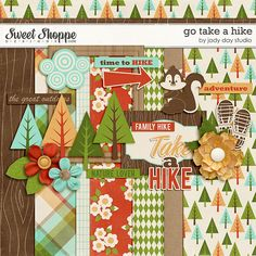 Tuesday's Guest Freebies ~ Sweet Shoppe Designs ♥♥Join 3,800 people. Follow our Free Digital Scrapbook Board. New Freebies every day.♥♥