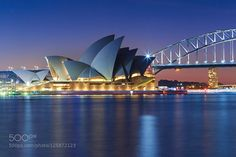 Happy 42nd Birthday Sydney Opera House! by marcelino_mark. Please Like http://fb.me/go4photos and Follow @go4fotos Thank You. :-)