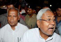 बिहार में सियासी संकट चरम पर, 20 मंत्रियों का मांझी कैबिनेट से इस्तीफा