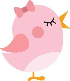 passarinho rosa desenho png - Pesquisa Google